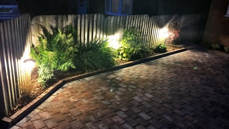 Additional Garden Feature Lighting