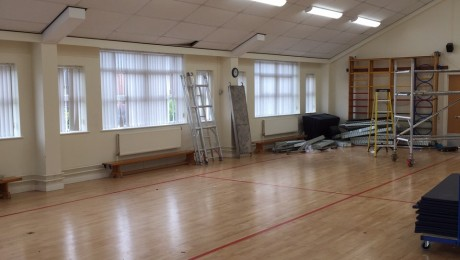LED Lighting Project (Castleford Primary School)